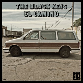 black keys, el camino, lonely boy, black guy, dancing, cover art, new release, music video