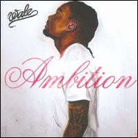 Wale, Ambition, Cover, Art, Gangster