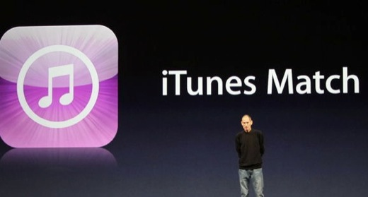 iTunes Match unveiling