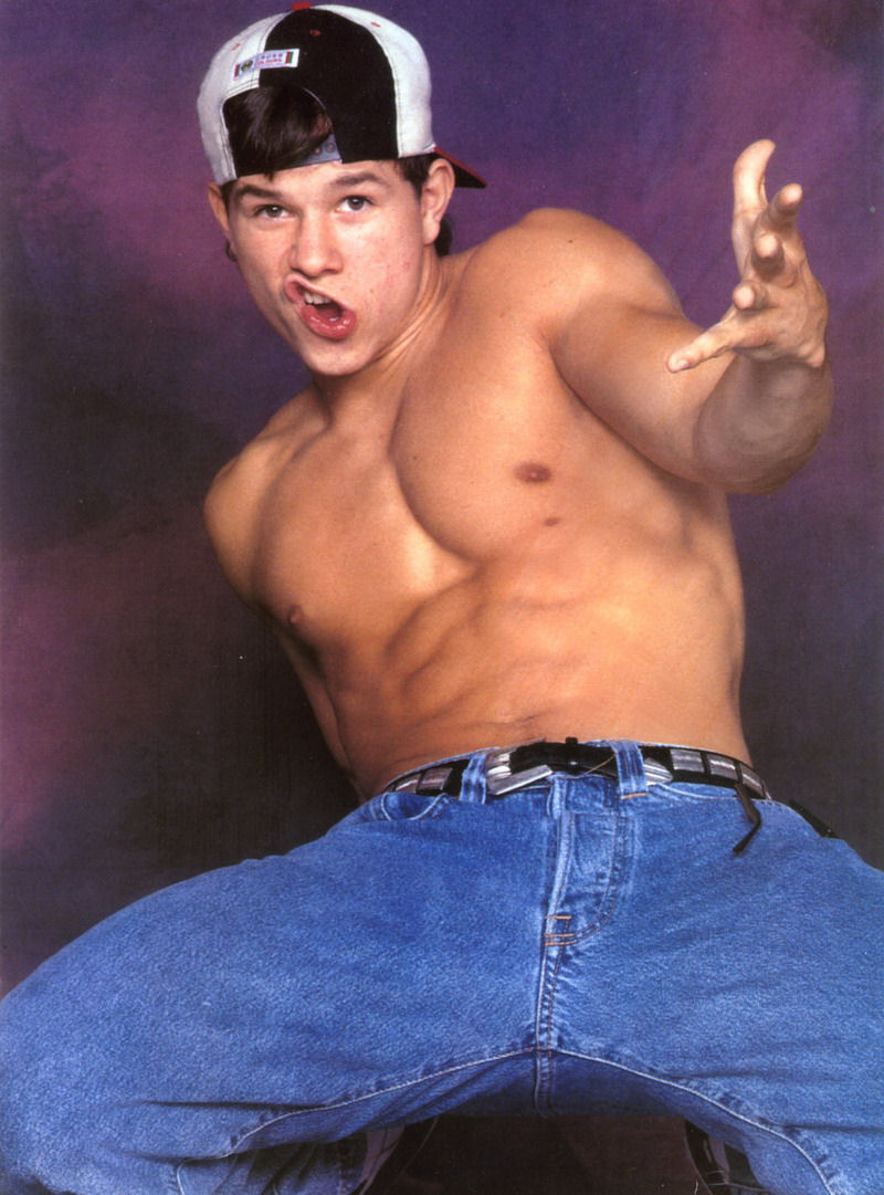 Marky Mark, Wahlberg, Dancing