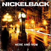 Nickelback, here and now, here & now, cover art, album, nickleback