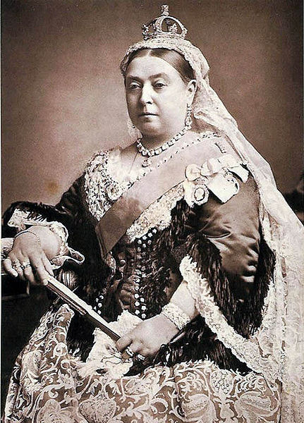 Queen Victoria, Picture, Portrait, Music