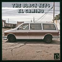 Black Keys, El Camino, cover art, album, art
