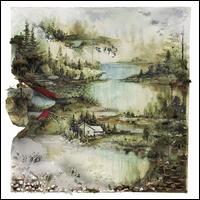 bon iver, self-titled, cover, album, art