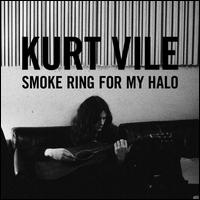 kurt vile, smoke ring for my halo, cover, album, art