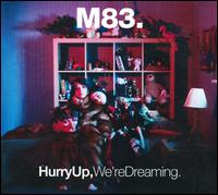 M83, Hurry Up We're Dreaming, Cover, Album, Art
