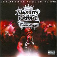 naughty by nature, cover art, anthem inc. album,