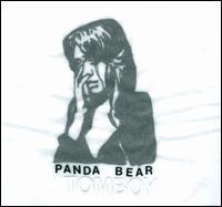 panda bear, tomboy, tom boy, album, cover, art