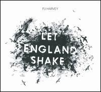 pj harvey, p.j. harvey, let england shake, cover, album, art