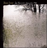 bon iver, for emma forever ago, album, cover, art