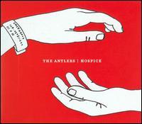 antlers, hospice, album, cover, art