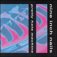 nin, nine inch nails, pretty hate machine, album, cover, art