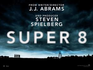 Super 8 Movie Poster