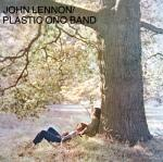 John Lennon Plastic Ono Band cover album art