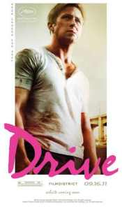 Drive, Movie, Poster, Gosling