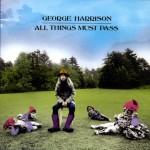 George Harrison All Things Must Pass cover album art