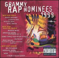 grammy rap nominees, 1999, album, cover, art