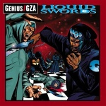 GZA Liquid Swords cover album art