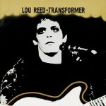 Lou Reed Transformer album cover art