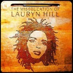 Lauryn HIll The Miseducation album cover art