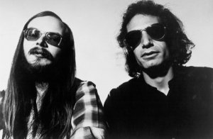 Steely Dan two man band