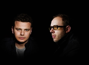 The Chemical Brothers electronic duo