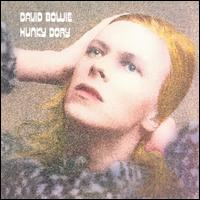 david bowie, hunky dory, album, cover, art