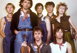 Dexy's Midnight Runners, band from Ireland