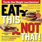 Eat This Not That Diet Book