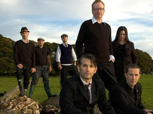 Flogging Molly band photo