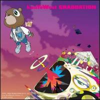kanye west, graduation, album, cover, art