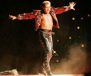 Michael Flatley of the Riverdance
