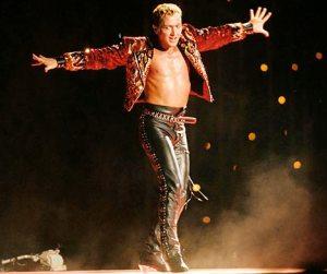 Michael Flatley of the Riverdance