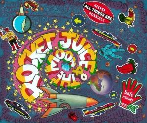 Rocket Juice & the Moon album cover art