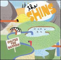 the shins, chutes too narrow, album, cover, art