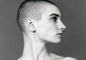 Sinead O'Connor, best female singer from Ireland