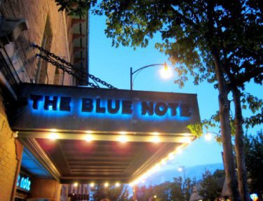 the blue note, columbia, mo, marquee, image, picture