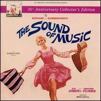 the sound of music, album, cover, art, soundtrack
