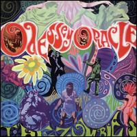 the zombies, odessey and oracle, album, cover, art, odyssey and oracle