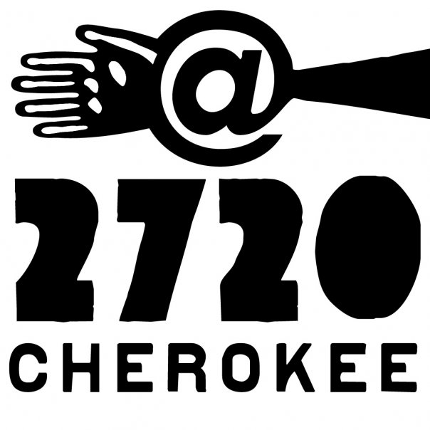 2720 Cherokee, Music Venue, Poster