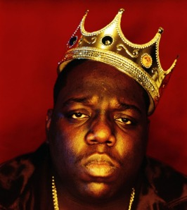 biggy, notorious, crown, king, close-up