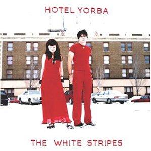 Jack White, Meg White, Hotel Yorba, White Blood Cells, band photo,