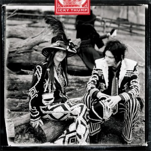 The White Stripes, Icky Thump, album cover, top Jack White songs