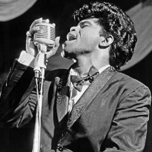 james brown, young