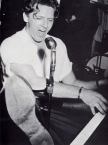 jerry lee lewis, young