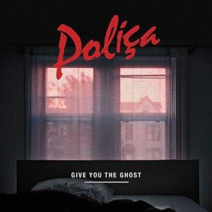 Polica debut album cover art