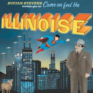 Sufjan Stevens, Illinoise, Come On Feel the Illinoise, Album Art