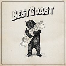 best coast, album, cover, review, second album, surf rock, acid rock, rock, classic, 1950's, 1960's surf music