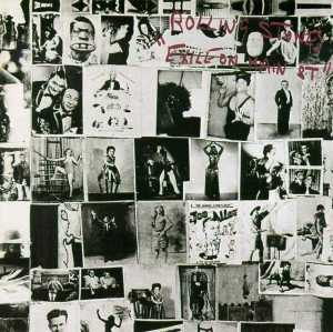 The Rolling Stones, Exile on Main Street album cover, cover art