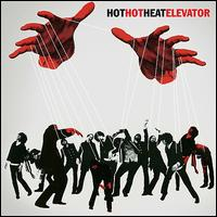 hot hot heat, elevator, album, cover, art